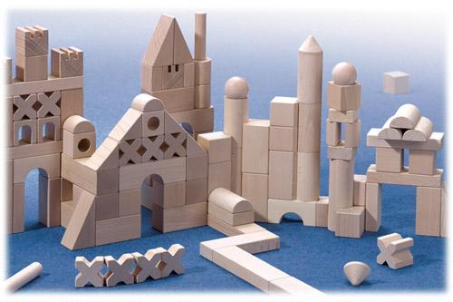 XL Basic Building Block Set
