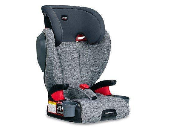 Highpoint Belt-Positioning Booster Seat