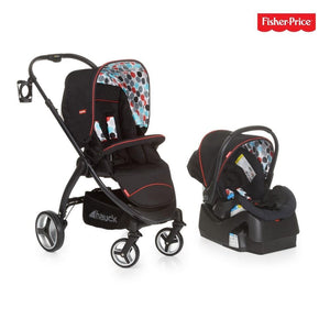 Fisher Price Go-Guardian Oxford Travel System