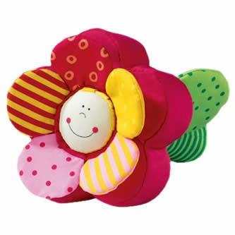 Fidelia Flower Soft Clutching Figure