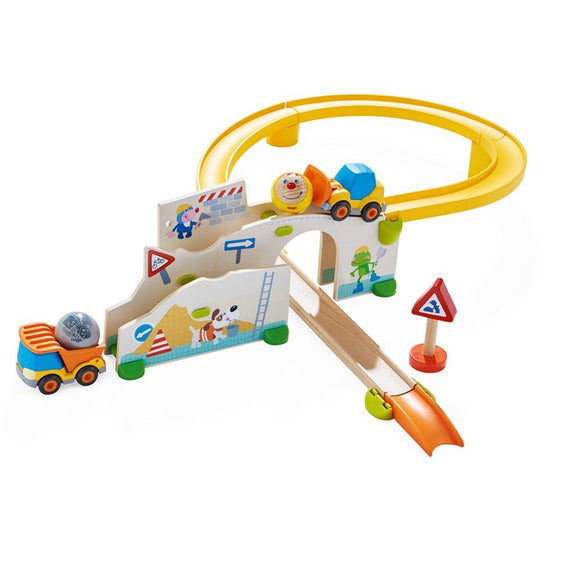 KUBU Construction Site Set - Cars