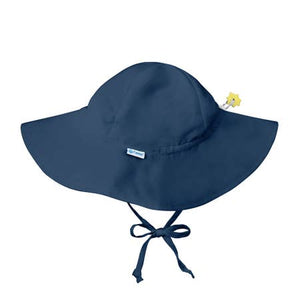 Brim Sun Protection Hat - Navy