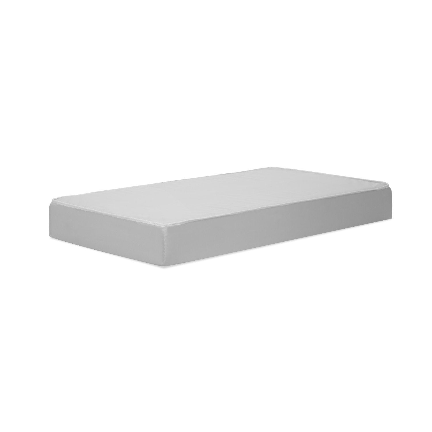 TotalCoil Mattress with Non-Toxic Hypoallergenic Waterproof Cover