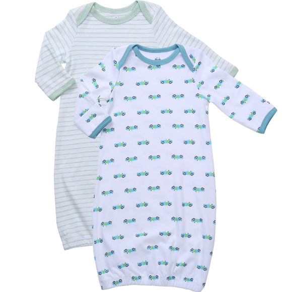 2 PC Sleep Sack Set- Cars