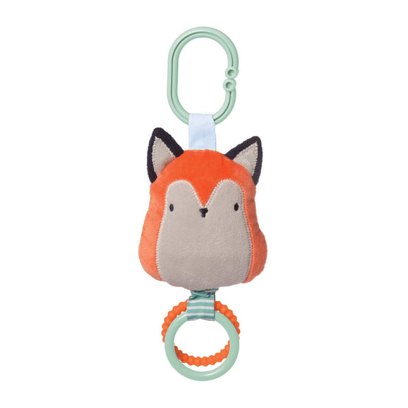 Fox Travel Toy that Jiggles