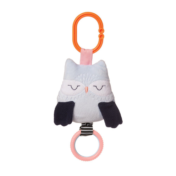 Owl Travel Toy that Jiggles