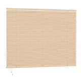 NEW PVC 25mm Slat Venetian Blind Complete
