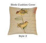 "18"" Birds Cushion Cover"