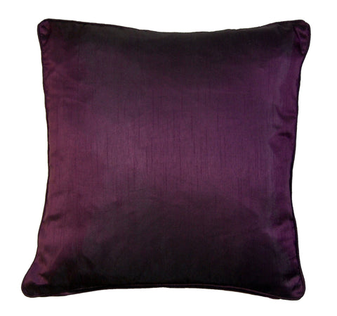 "17"" Lily Faux Silk Cushion Cover"