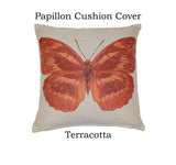 "18"" Papillon Cushion Cover"