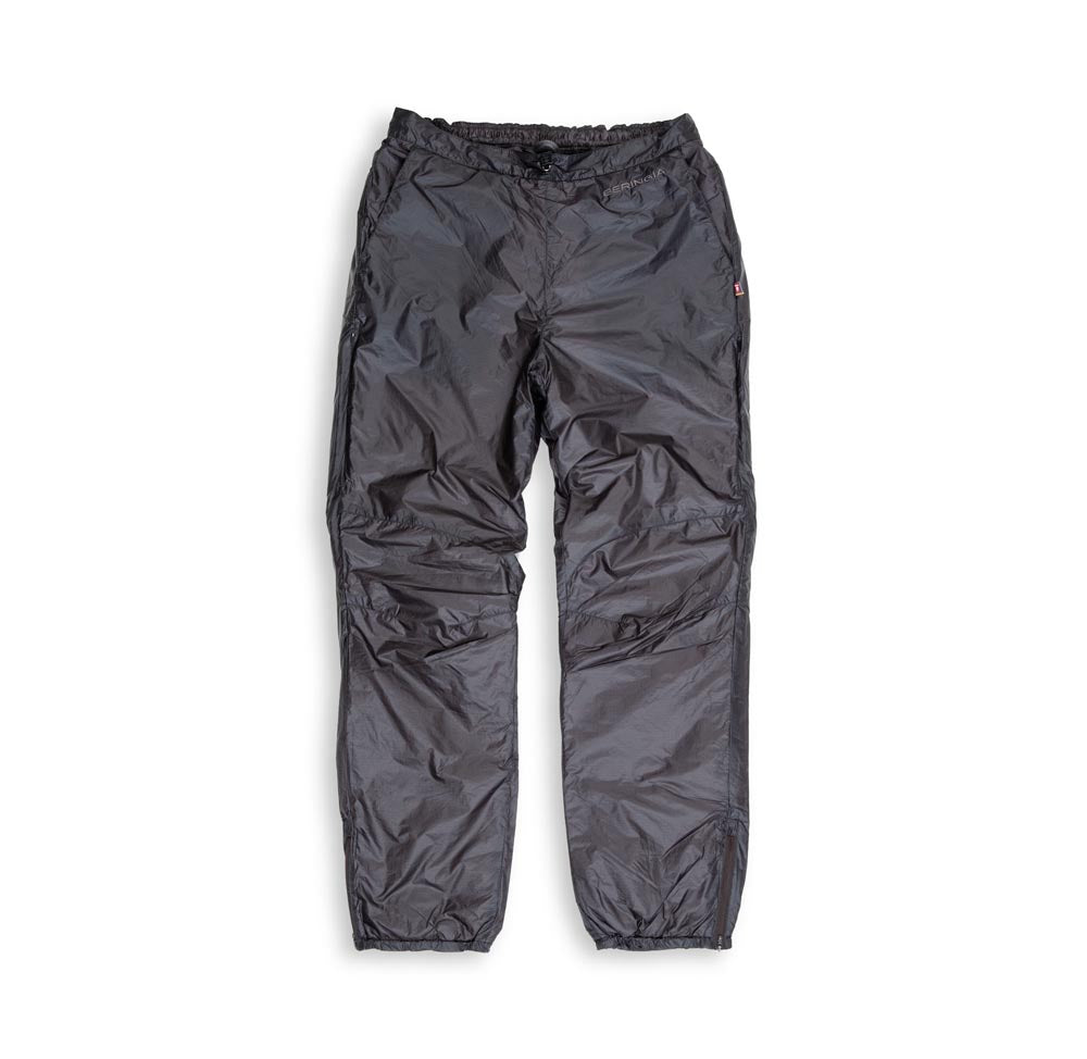 Beringia - Men's Insulated Pant - Primaloft Gold, Full Length Insulated Pant, Charcoal