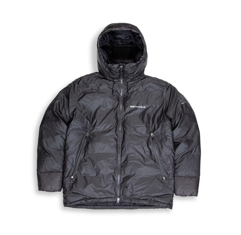 Beringia - Bering Down Jacket - Hybrid Down 1000 Fill - Charcoal Gray