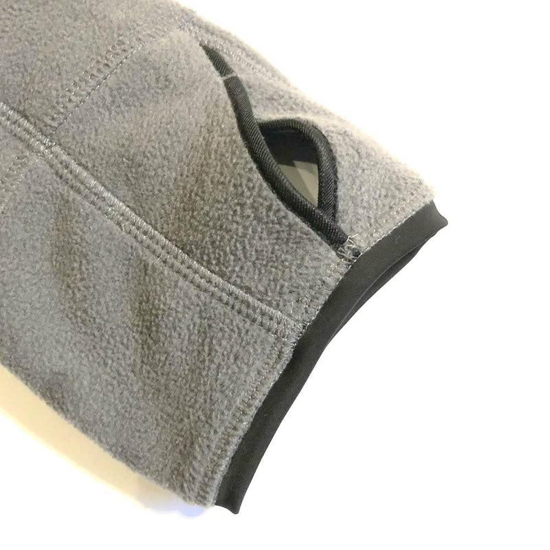 Beringia - Men's Recycled Faraday Fleece Jacket - Thumbloop Detail