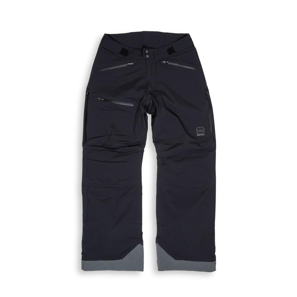 Beringia - Men's Ezo Insulated Pant - Black title=