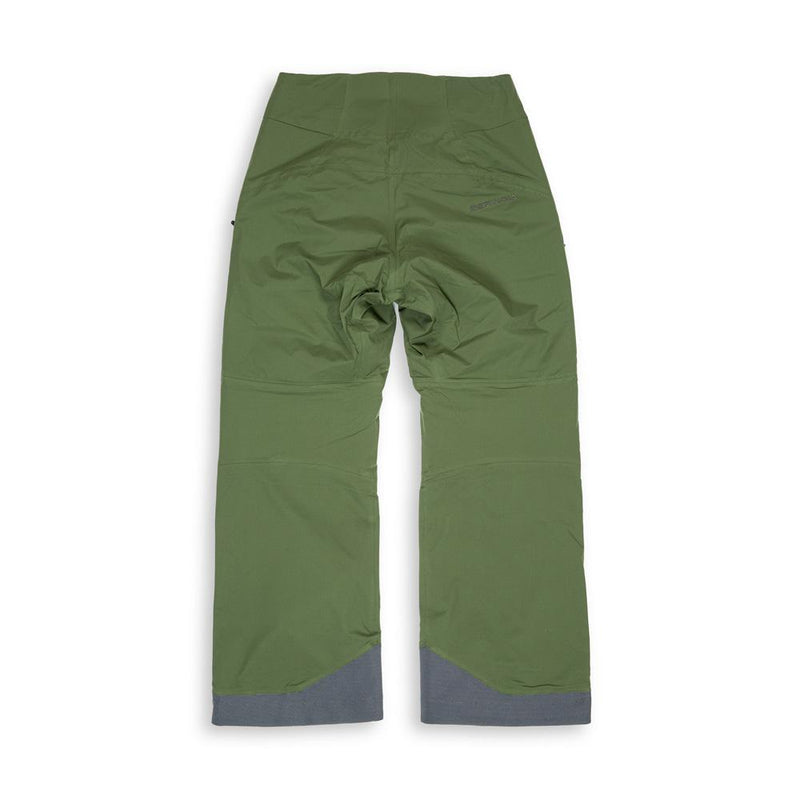 Beringia - Men's Ezo Insulated Pant - Green Back