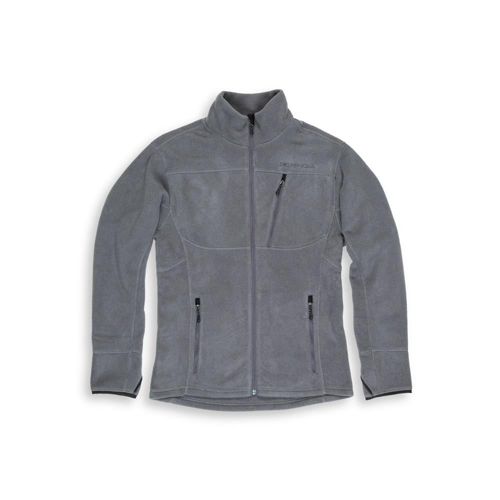 Beringia - Men's Recycled Faraday Fleece Jacket - Gray
