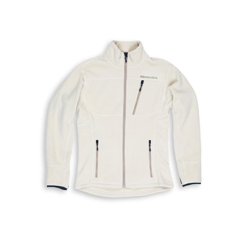 Beringia - Men's Recycled Faraday Fleece Jacket - Ivory