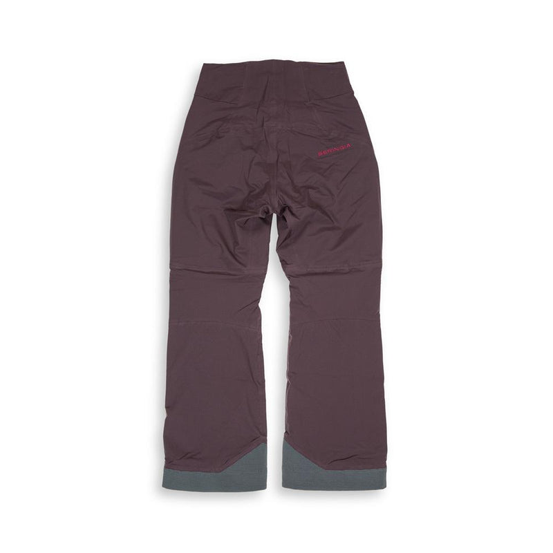 Beringia - Women's Ezo Insulated Pant - Wine Red, Back