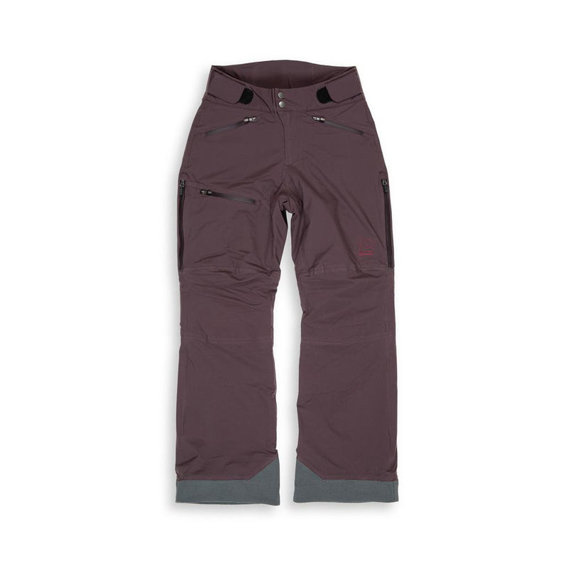 Beringia - Women's Ezo Insulated Pant - Wine Red
