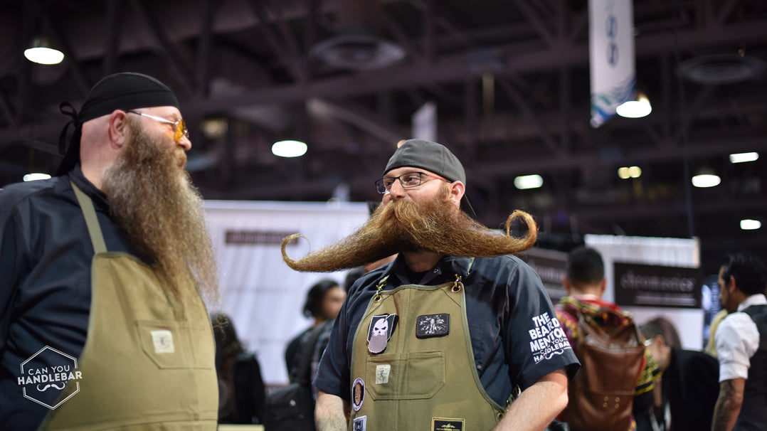 10 Tips To Grow A Long Beard And Moustache Can You Handlebar