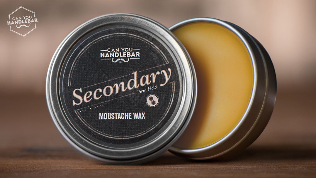 How to properly apply moustache wax