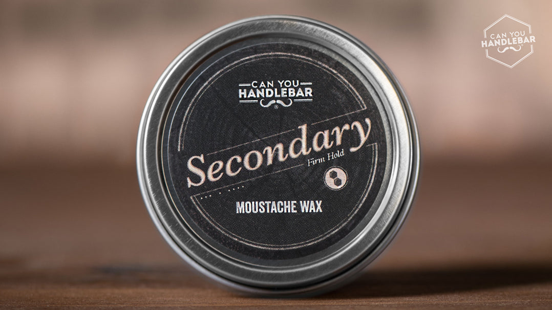 how to set up your moustache wax for success