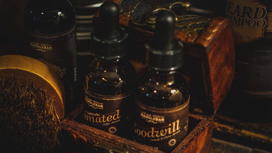 How to apply and use beard oil by Can You Handlebar