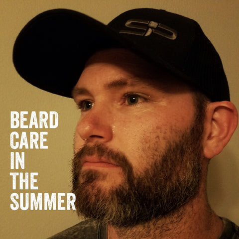 Beard Care In The Summer