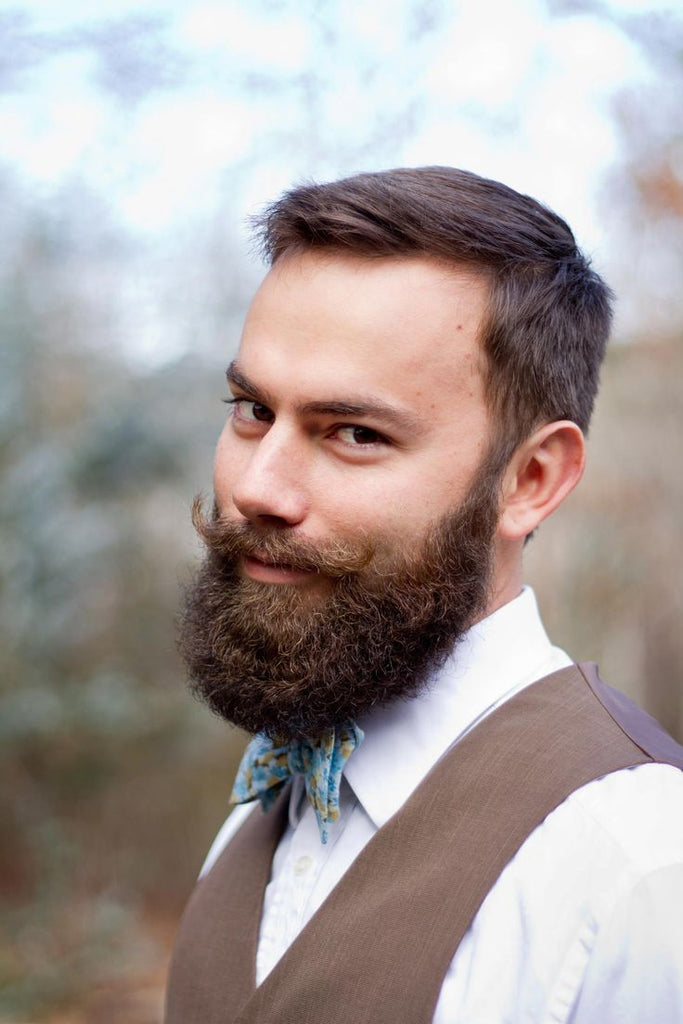 The Basics How To Grow A Handlebar Moustache Can You