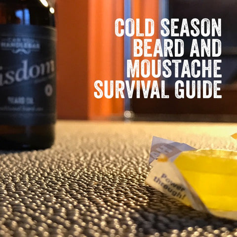 Cold Season Beard And Moustache Survival Guide