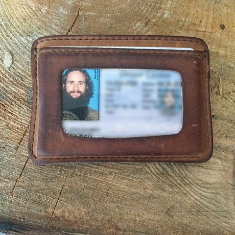 Product Review Saddleback Leather Front Pocket Id Wallet