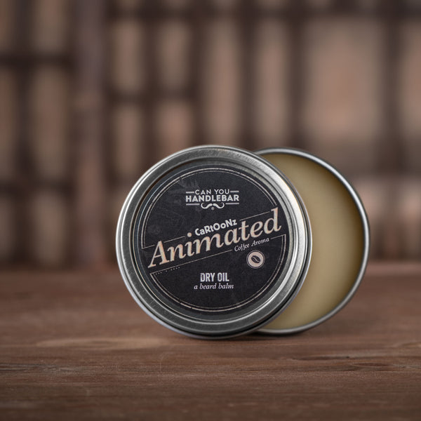 Animated - Coffee Aroma Beard Balm