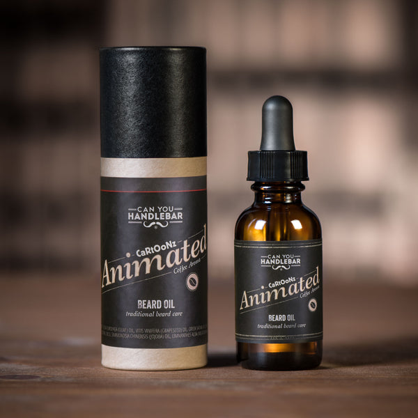 Animated - Coffee Aroma Beard Oil