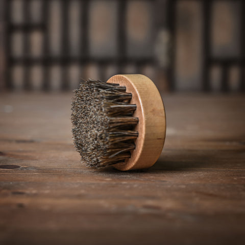 Can-You-Handlebar Beard Oil Brush®