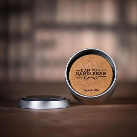 Can You Handlebar Beard Oil Brush™ Open