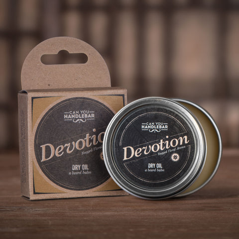 Devotion - Advanced Kit - Beard Oil and Balm