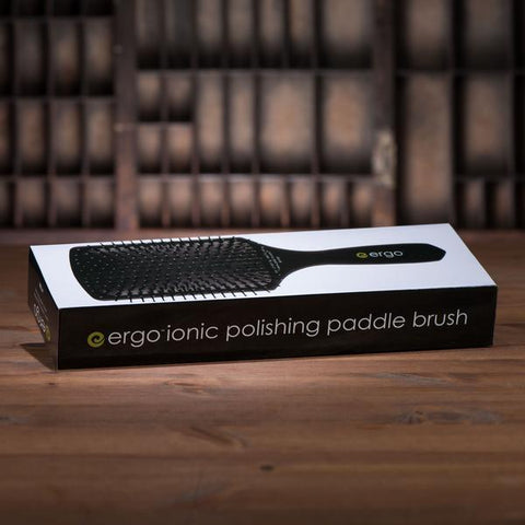 Ergo Polishing Paddle Brush, In Box