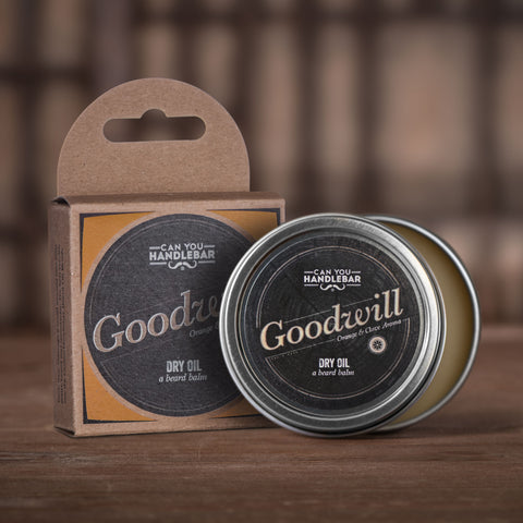 Goodwill - Advanced Kit - Beard Oil and Balm