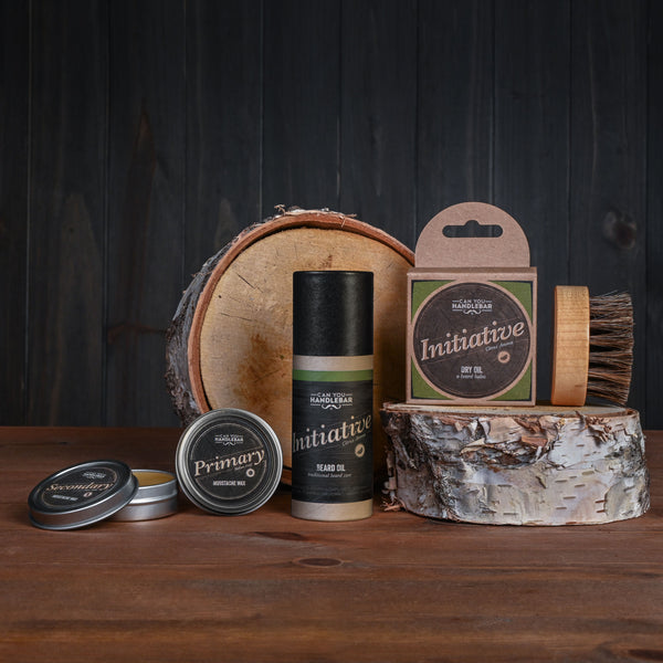 Initiative - Advanced Kit - Beard Oil and Balm