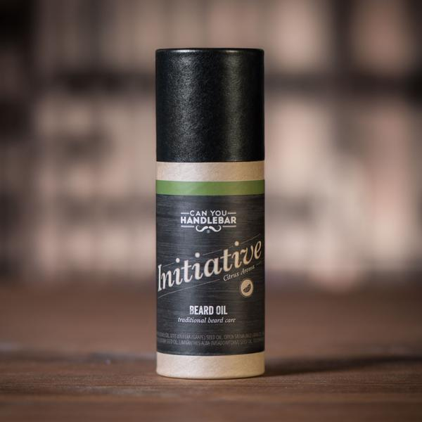 Initiative Citrus Blend Beard Oil Tube