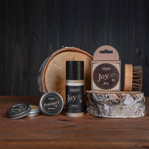 Joy - Advanced Kit - Beard Oil and Balm