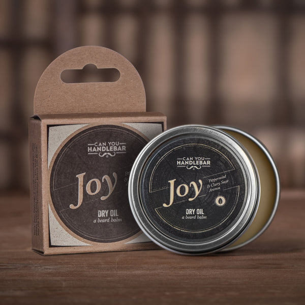 Joy - Peppermint And Clary Sage Beard Balm