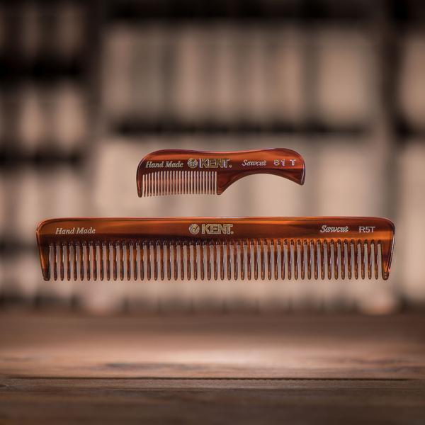 Kent Comb Combo, Beard Comb and Moustache Comb