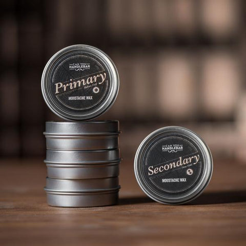 Moustache Wax A Year's Supply Closed