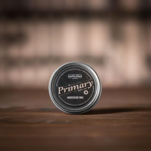Primary - Daily Hold Moustache Wax
