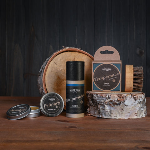 Temperance - Advanced Kit - Beard Oil and Balm