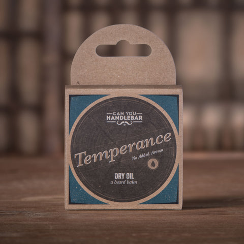 Temperance - Unscented Beard Balm