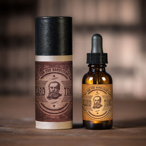 Can You Handlebar - Beard Tonic