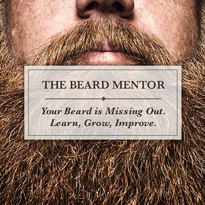 The Beard Mentor - Your beard is missing out. Learn, grow, improve