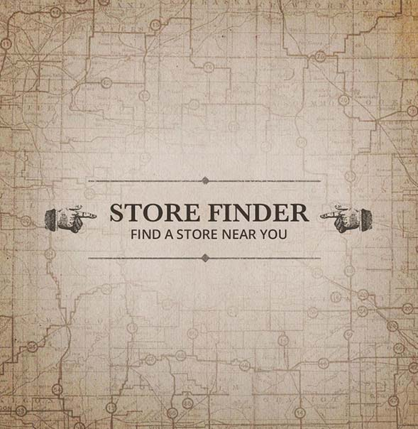 Store Finder - find a store near you
